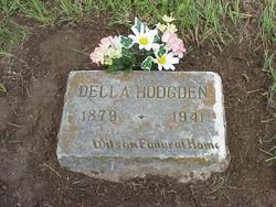 "Emma Della ""Della"" <I>Hodgden</I> Denton"
