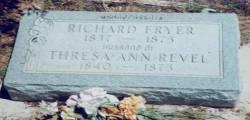 Theresa Ann <I>Revel</I> Fryer