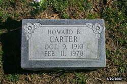 Howard Braxton Carter