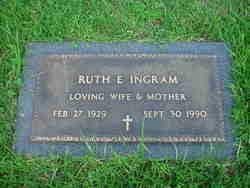 Ruth Ingram
