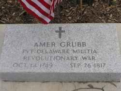 Pvt Amer Grubb