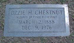 Ozzie Hamilton Chestnut