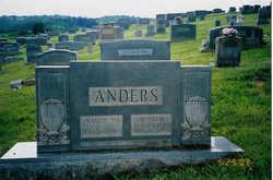 Nancy H <I>Edwards</I> Anders