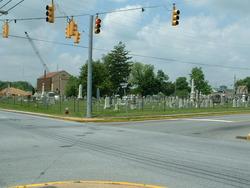 Wesley Methodist Church Cemetery