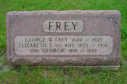 Georgie Frey