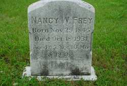 Nancy W Frey