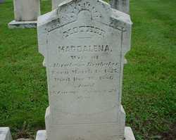 Magdalena <I>Krall</I> Brubaker
