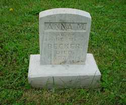 Anna Mary Becker