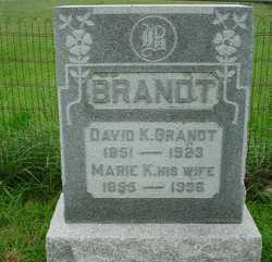 David Keener Brandt