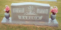 Cleo Clara <I>Berry</I> Barlow
