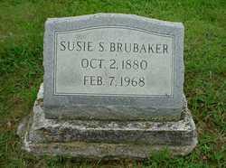 Susie S Brubaker
