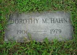 Dorothy M Hahn
