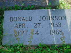 Donald Johnson