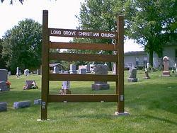 Long Grove Christian Church Cemetery