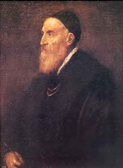 """Tiziano """"Titian"""" Vecellio"""