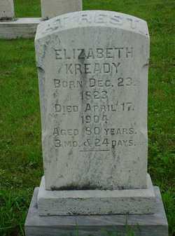 Elizabeth Kready