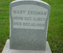 Mary Erisman