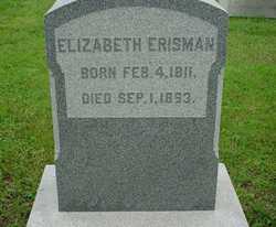 Elizabeth Erisman