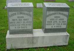 """Elizabeth Shank """"Lizzie"""" <I>Husson</I> Brubaker"""