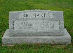 J Earl Brubaker