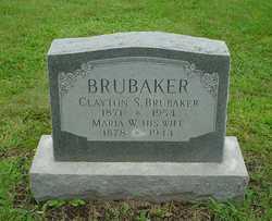 Clayton S Brubaker