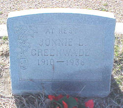 Johnnie Leonard Greenwade