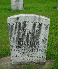 Cyrus Killian