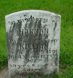 Hannah Killian