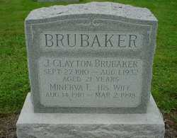 J Clayton Brubaker