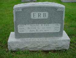 Ada B <I>Brubaker</I> Erb