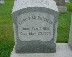 Christian Erisman