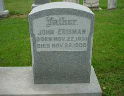 John Erisman