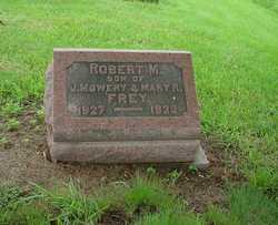 Robert M Frey