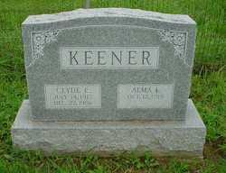 Clyde Eshleman Keener