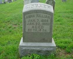 Anna <I>Jacoby</I> Killian