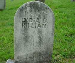 Lydia D Killian