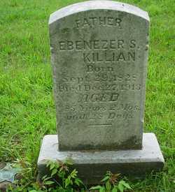 Ebenezer S Killian