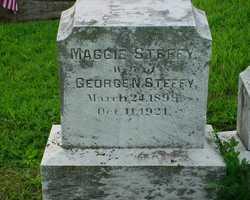 Maggie <I>Keller</I> Steffy