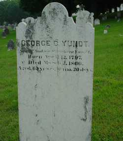 George D Yundt