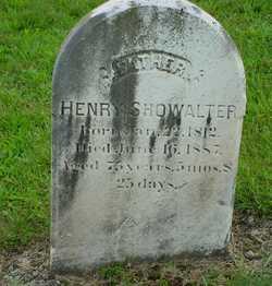 Henry Showalter