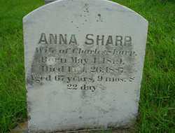 Anna Sharp