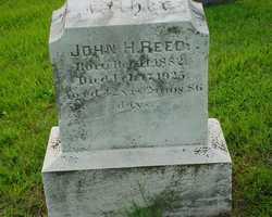 John H Reed