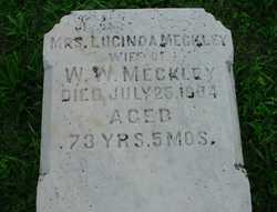 Lucinda Henriette <I>Wieder</I> Meckley