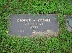 George A Keener