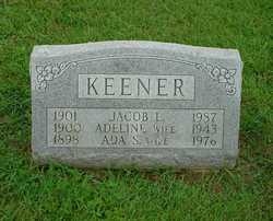 Adeline <I>Good</I> Keener