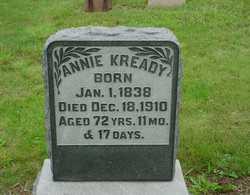 Annie Kready