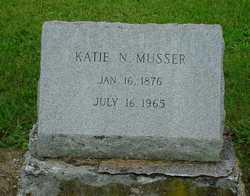 Katie N Musser