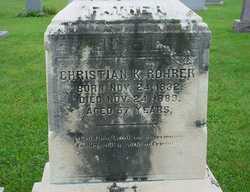 Christian Kauffmann Rohrer