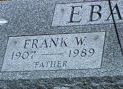 Frank W Ebach