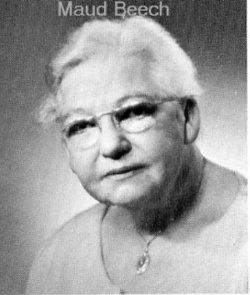 Harriet Maud Beech